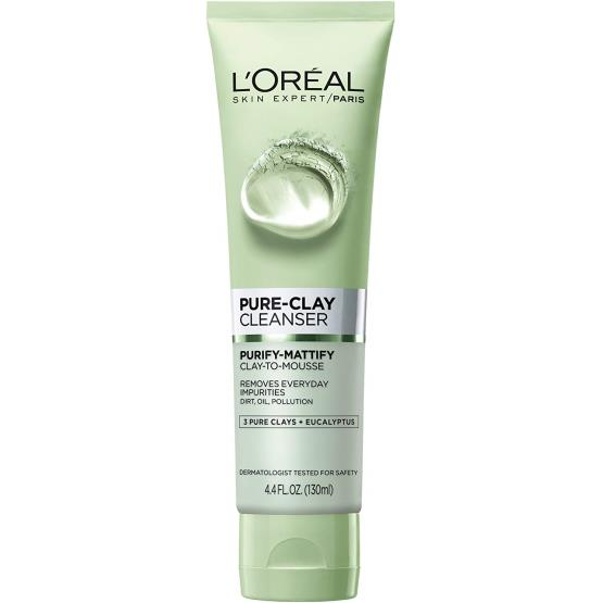 Clay Cleansers